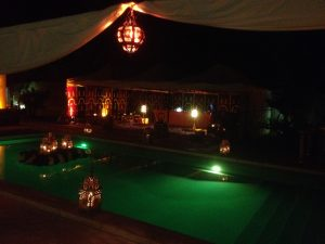 location tente orientale