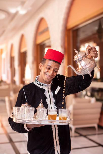 serveur a thé marocain service a thé a l oriental