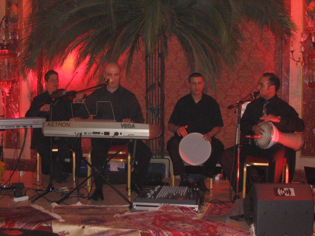orchestre algérien - groupe algérien