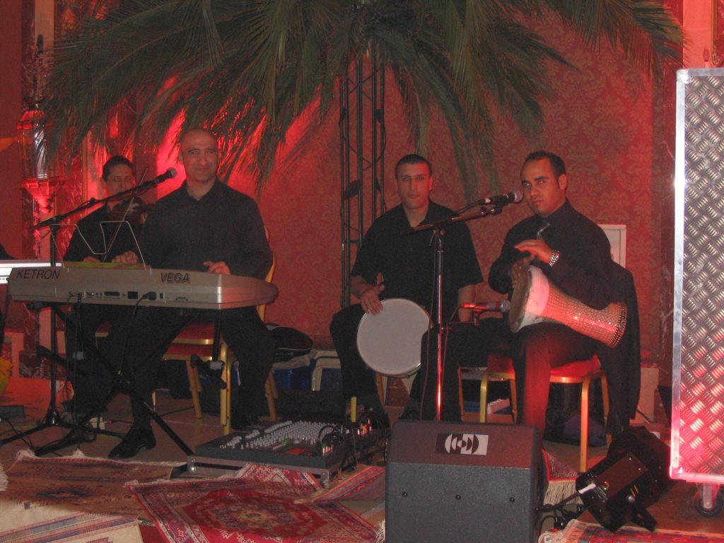 orchestre egyptien