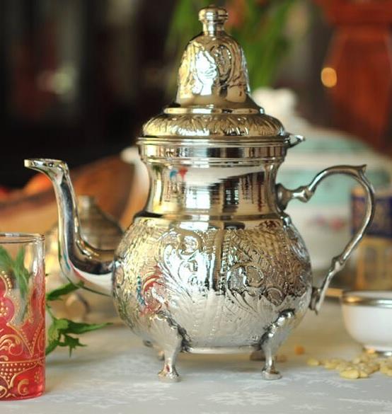 théère-marocaine