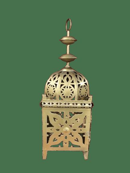 lanterne centre table oriental